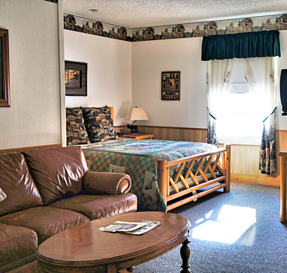 The Lodge Suite from The Overland Hotel