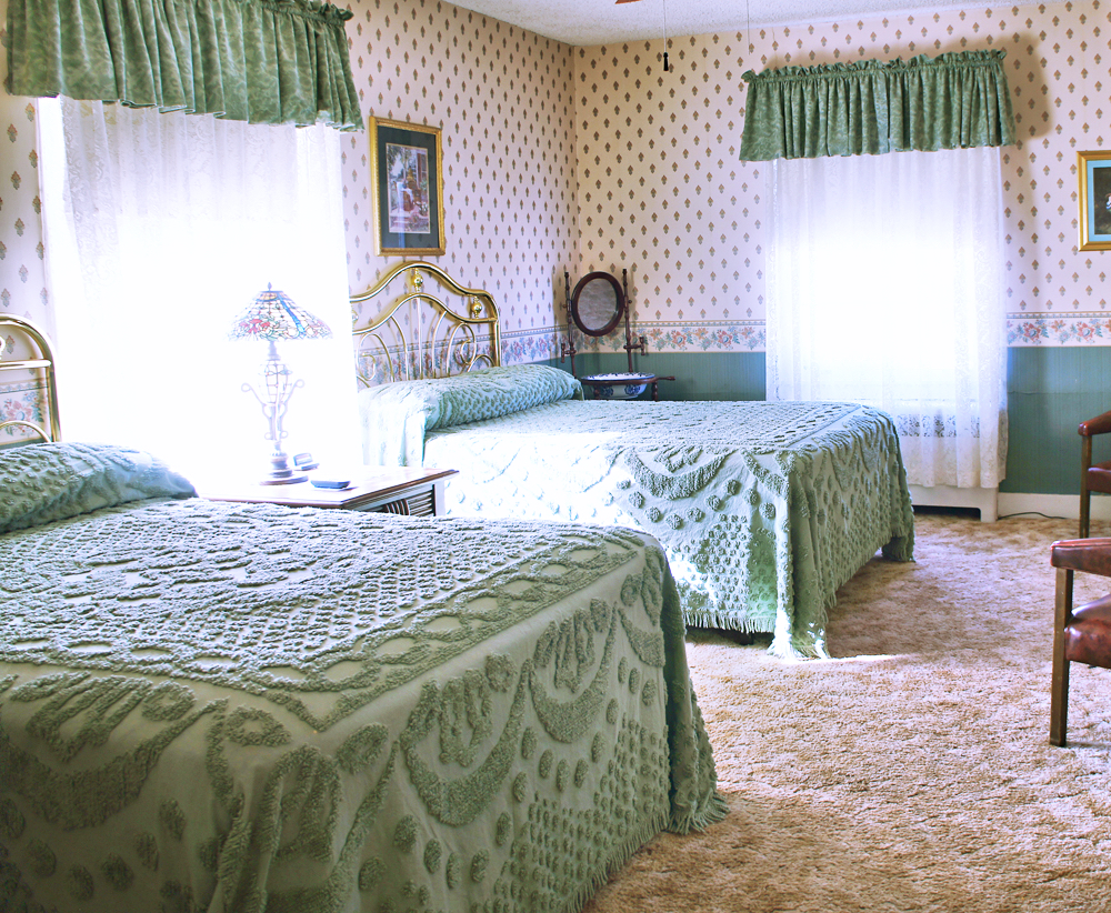 The Victorian Suite from The Overland Hotel
